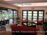 Image for Bungalow, Taman United, Old Klang Road (Ref:tmnuni-01-12)