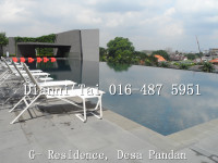 Image for G- Residence @ Ampang for Rent (dt-15-07)