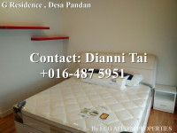 Image for G- Residence @ Ampang for Rent (dt-15-12)