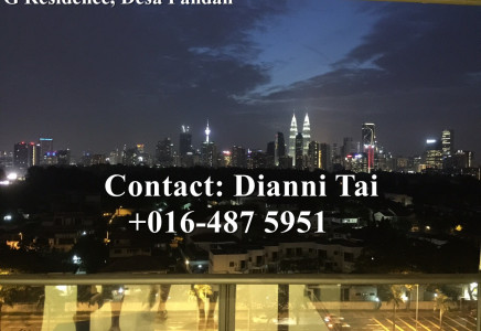 Image for G- Residence @ Ampang for Sell (dt-15-17)