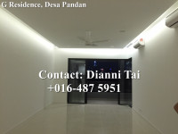 Image for G- Residence @ Ampang for Rent (dt-15-13)