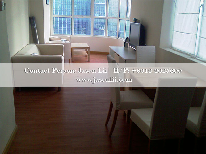 Image For Parkview Service Apartment No 5 Changkat Perak Off Lorong