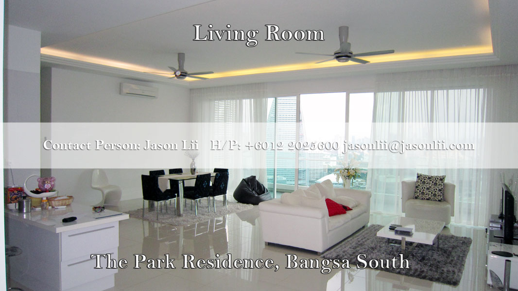 The Park Residences Bangsa South Rent Jason Lii